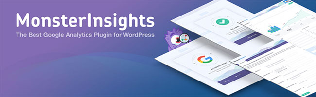 wordpress monsterInsights eklentisi